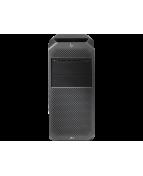 HP Workstation Z4 G4 - MT - 4U - 1 x Xeon W-2123 / 3.6 GHz - RAM