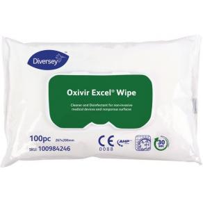 Ytdesinfektion OXIVIR DI Wipe FLW 100/F