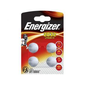 Batteri ENERGIZER Cell Lithium 2032 4/FP