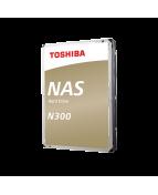 "Toshiba N300 NAS - Hårddisk - 10 TB - inbyggd - 3.5"" - SATA"