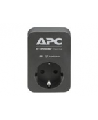 APC Essential Surgearrest PME1WB-GR - Överspänningsskydd - AC