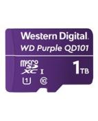 WD Purple WDD100T1P0C - Flash-minneskort - 1 TB - UHS-I U1 /