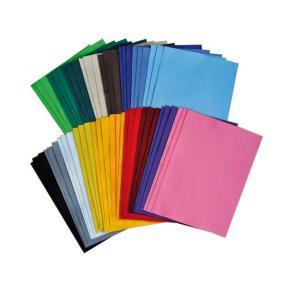 Filtbitar Tjocka, 3 x 18 färger