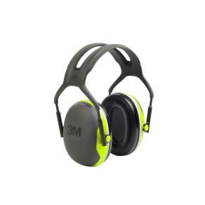 Øreklokke 3M SNR 33dB gul/grønn