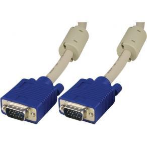 Kabel DELTACO Bildskärm VGA, 5m