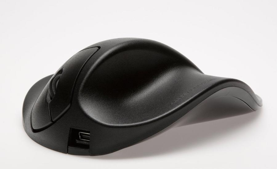 Vertikal mus HandShoe Mouse Wired Right Medium