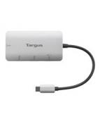 Targus - Hubb - 2 x USB 3.2 Gen 1 + 1 x USB-C 3.2 Gen 1 + 1 x