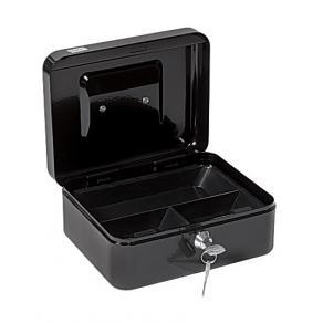 Kassaskrin STAPLES 115x152x80mm svart