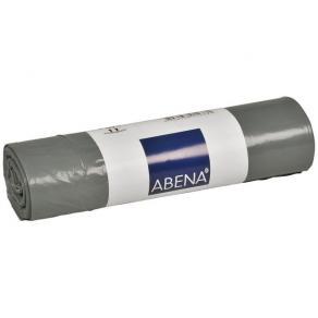 Sopsäck LLDPE 40L 35my grå, 10/RL