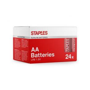 Batteri STAPLES AA 24/FP