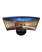 "Samsung C24F390 23.5"" 16:9 Wide Curved (1800R) 1920x1080 VA-LED,"
