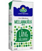 Mjölk Mellan Laktosfri Lång Håll 1,5% 1