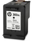 Bläckpatron HP T6N04AE 303XL Svart