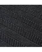 Kombinationsmatta Combi Rullvara ECO 1,83m svart löpmeter