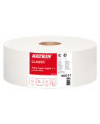 Toalettpapper KATRIN Classic Gigant L, 2-lagers, 440m, 6/fp