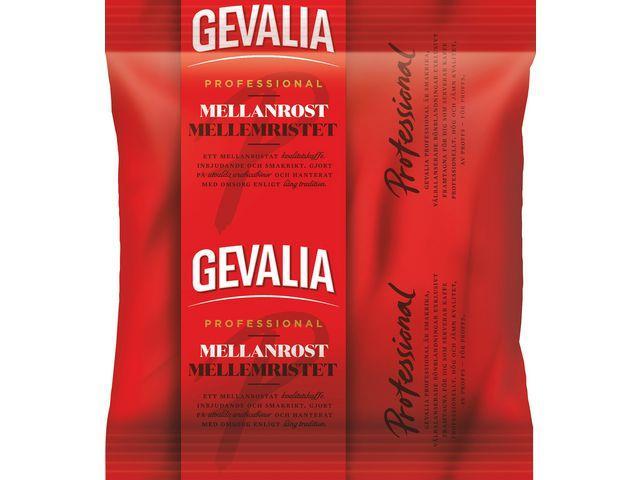 Kaffe GEVALIA Professional, 115g, 48/FP