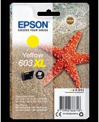 Bläckpatron EPSON T03U 603XL Gul