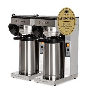 CREM Coffee Queen Termos A, 2x2.2L ThermoKinetic
