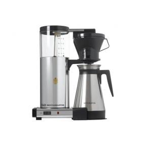 Kaffebryggare MOCCAMASTER CDT10 silver