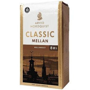 Kaffe och chokladpulver - Kaffe CLASSIC mellanrost 500g