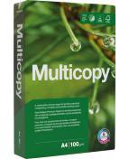Kopieringspapper MultiCopy A4, 100g, 5x500/fp