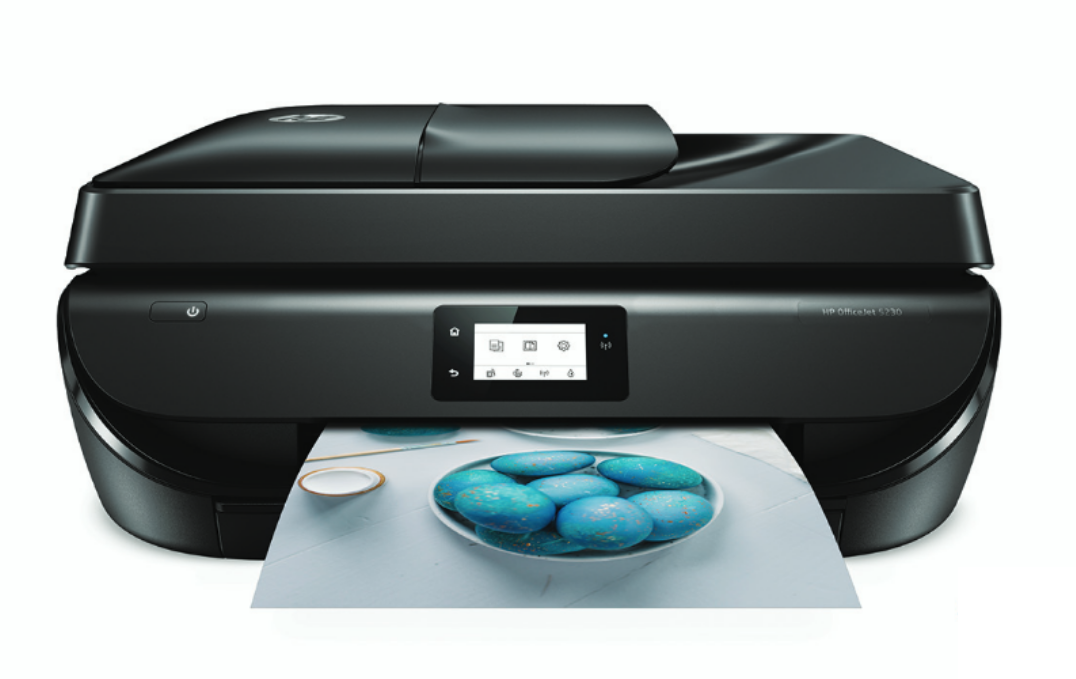 HP Officejet 5230 AiO printer