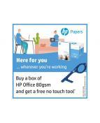 Kopipapir HP Office A4 80g (500)