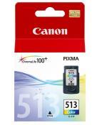 Canon CL-513 - Färg (cyan, magenta, gul)