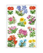Herma stickers Decor blommor (3)