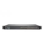 SonicWall NSA 3650 - Säkerhetsfunktion - 10 GigE, 2.5 GigE - 1U