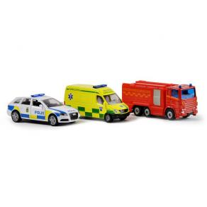 Fordon Ambulans/ Polis/ Brandbil