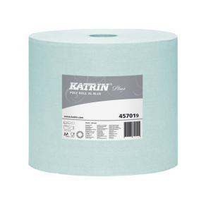 Industritorkrulle KATRIN Plus Poly XL Blå, 1-lag, 200m