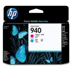 Skrivhuvud HP C4901A 940 Magenta/Cyan