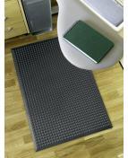 Ståmatta Yoga Pur 60x90cm, gummi grå