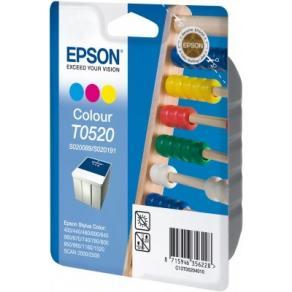 Epson T052 - Utskriftkassett - 1 x färg (cyan,