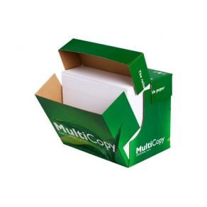 Multi Copy - MultiCopy papper A4 80g ohålat expressbox 2500ark