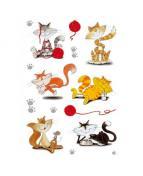 Herma stickers Decor katter (2)