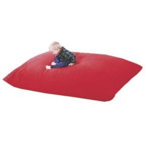 Hoppsäck röd, 150x200cm