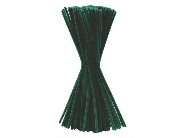 Piprensare Grön, 30cm, 100/fp