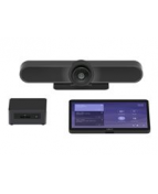 Logitech Room Solutions for Microsoft Teams include everything