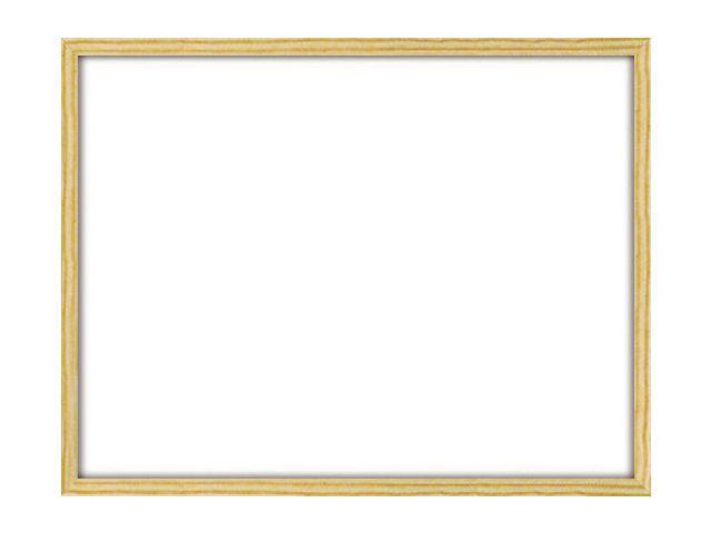 Whiteboardtavla, Träram, 40x60cm