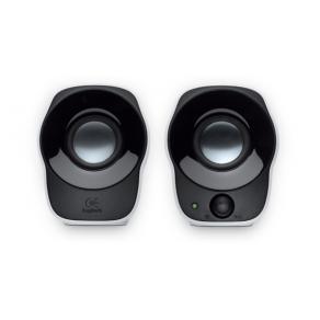 Z120 2.0 Stereo Speakers, White