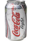 Coca-cola Light burk33cl InklP