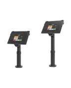 Compulocks iPad 10.2-inch Kiosk V-Bracket & Pole - Ställ för