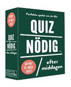Spel QuizNödig - Efter middagen