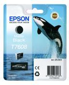 Bläckpatron EPSON C13T76084010 Matt Sva