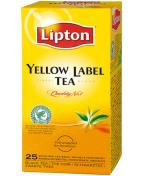 Te Lipton påse Yellow Label, 25st