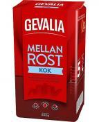 Kaffe GEVALIA Kok Mellanrost 500g