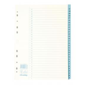 Pärmregister papper A4   31-1