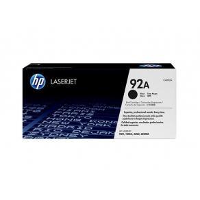 Toner HP C4092A 92A Svart